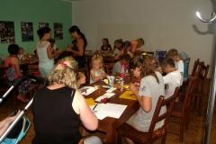 Warsztaty dla dzieci w lasku na Osówce